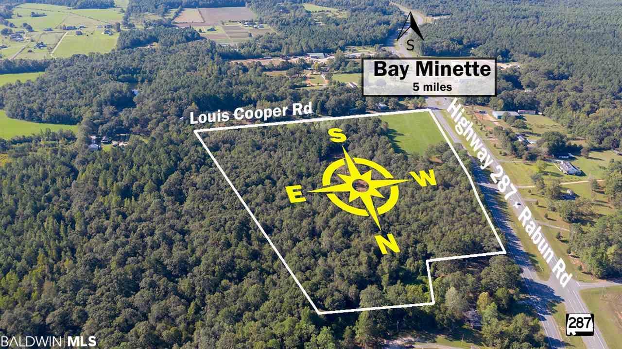1  Highway 287 Bay Minette, AL 36507