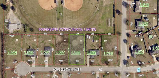 Gale Rowe Lane Fairhope, AL 36532