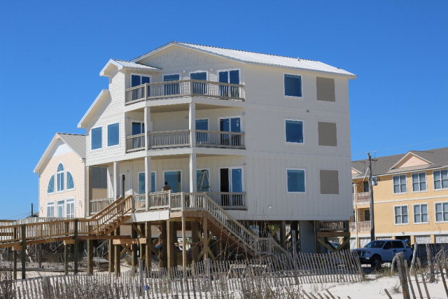 4 Bedroom Beach House Gulf Shores