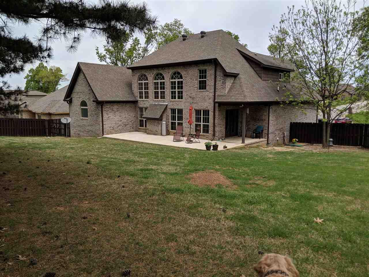 4101 Lone Cypress cove Jonesboro, AR 72401