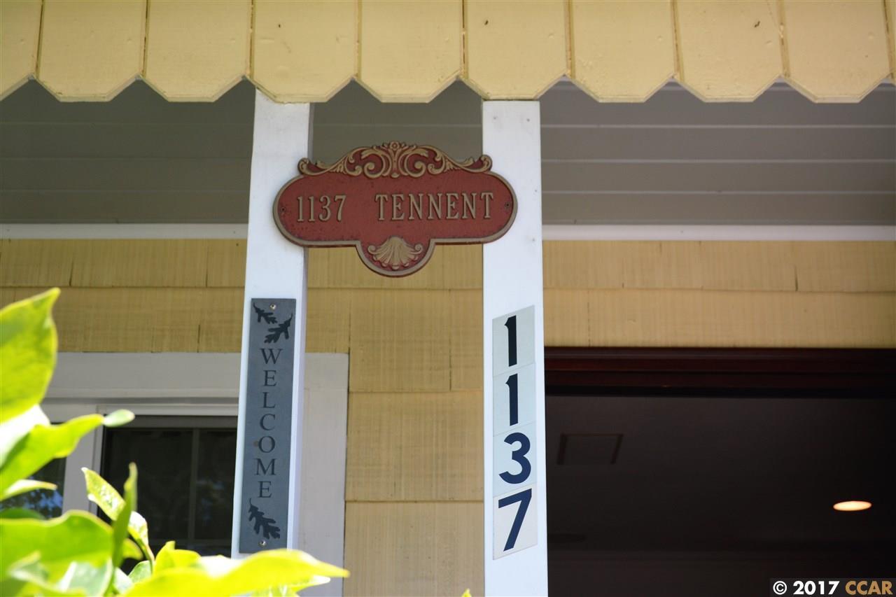 1137  Tennent Ave Pinole, CA 94564