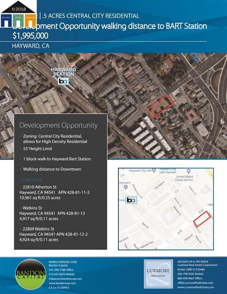 22809 Watkins St Hayward, CA 94541