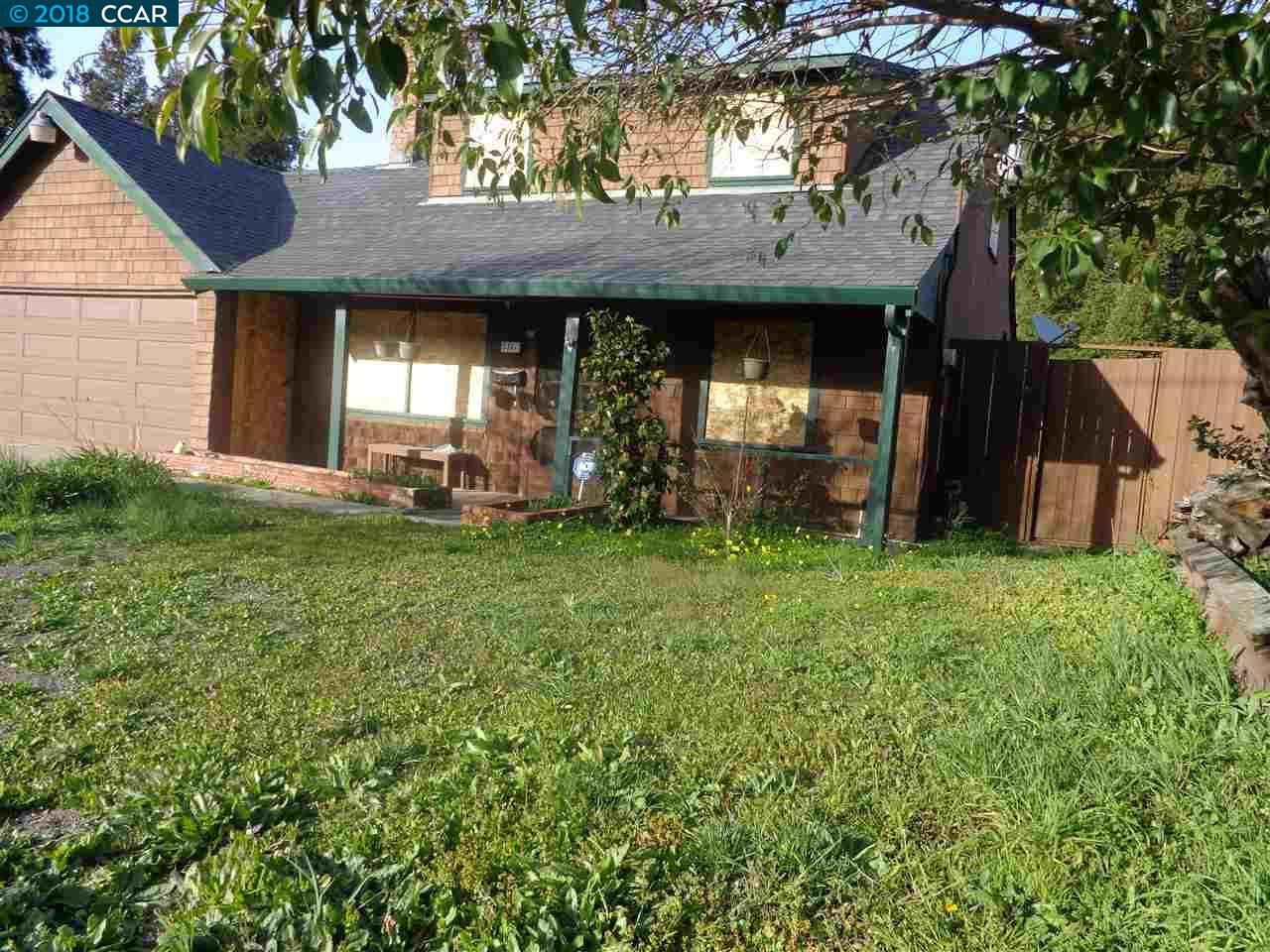 5777 Sherwood Forest Drive El Sobrante, CA 94803