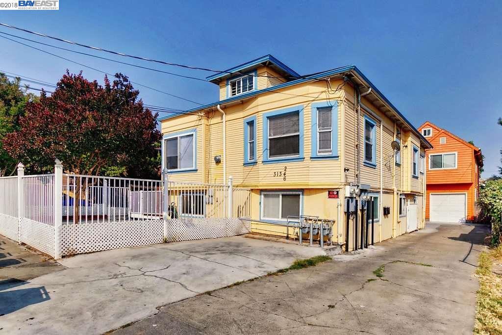 3134 Pleitner Ave Oakland, CA 94602