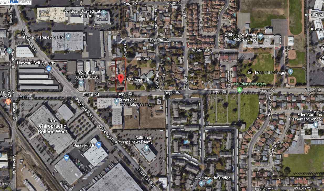 2627 Depot Rd Hayward, CA 94545