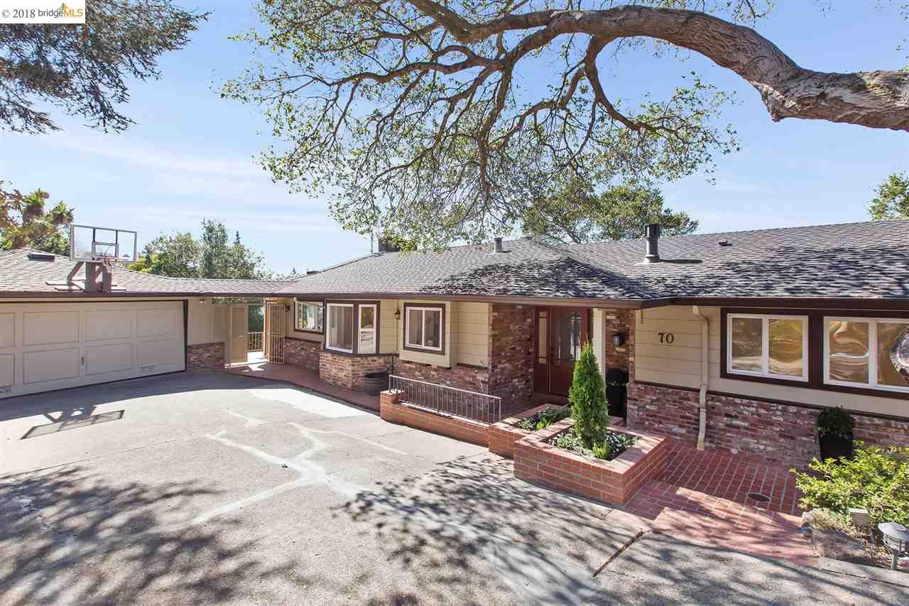 70 Somerset Rd Piedmont, CA 94611