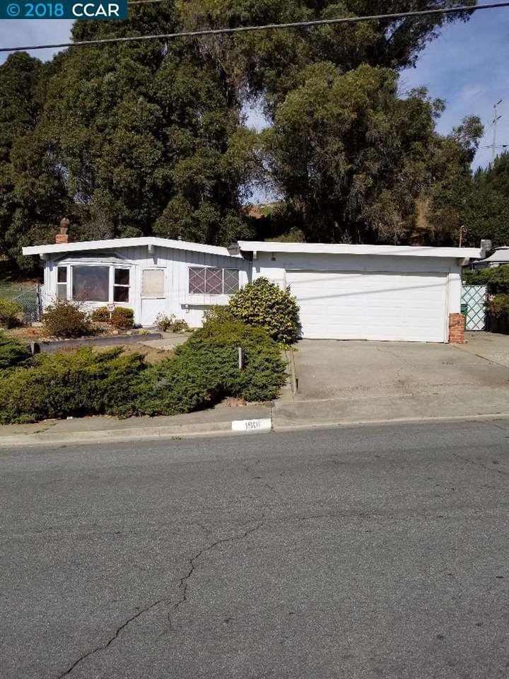 1901 Miner Ave San Pablo, CA 94806