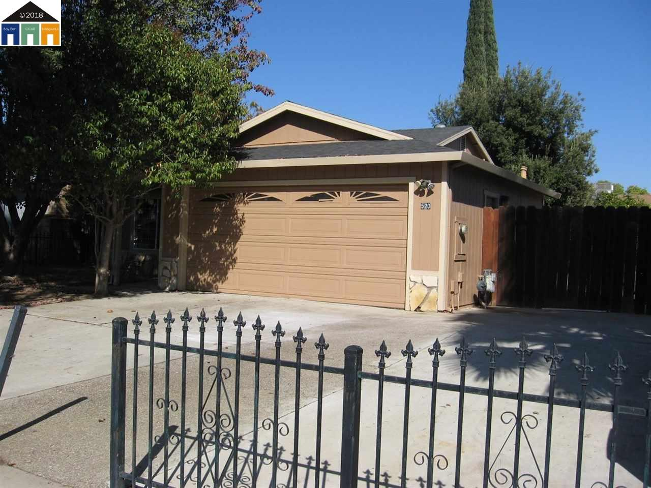 520 Hannah Drive Other - See Remarks, CA 95363