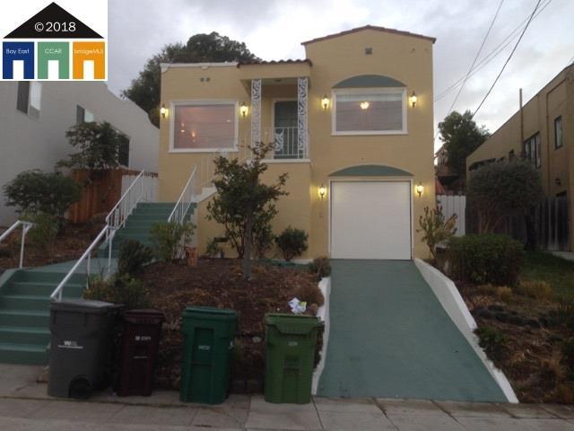 2701 Maxwell Ave Oakland, CA 94619