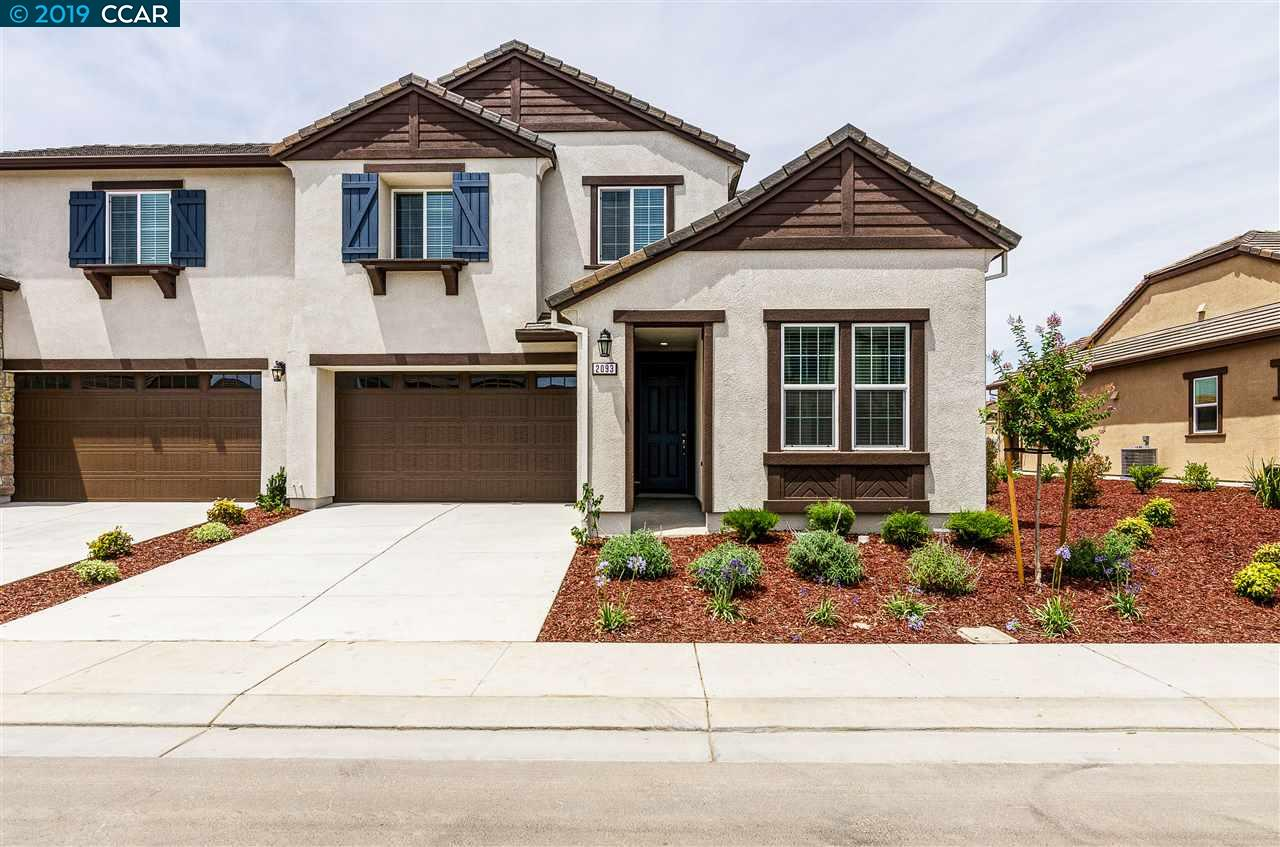 2093 Sangria St. (lot 54) Brentwood, CA 94513