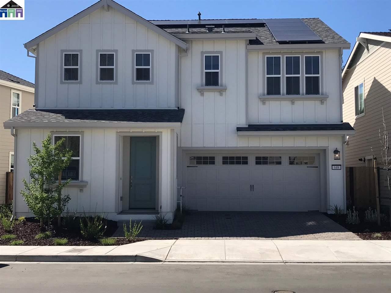 649 Olympic Hayward, CA 94544