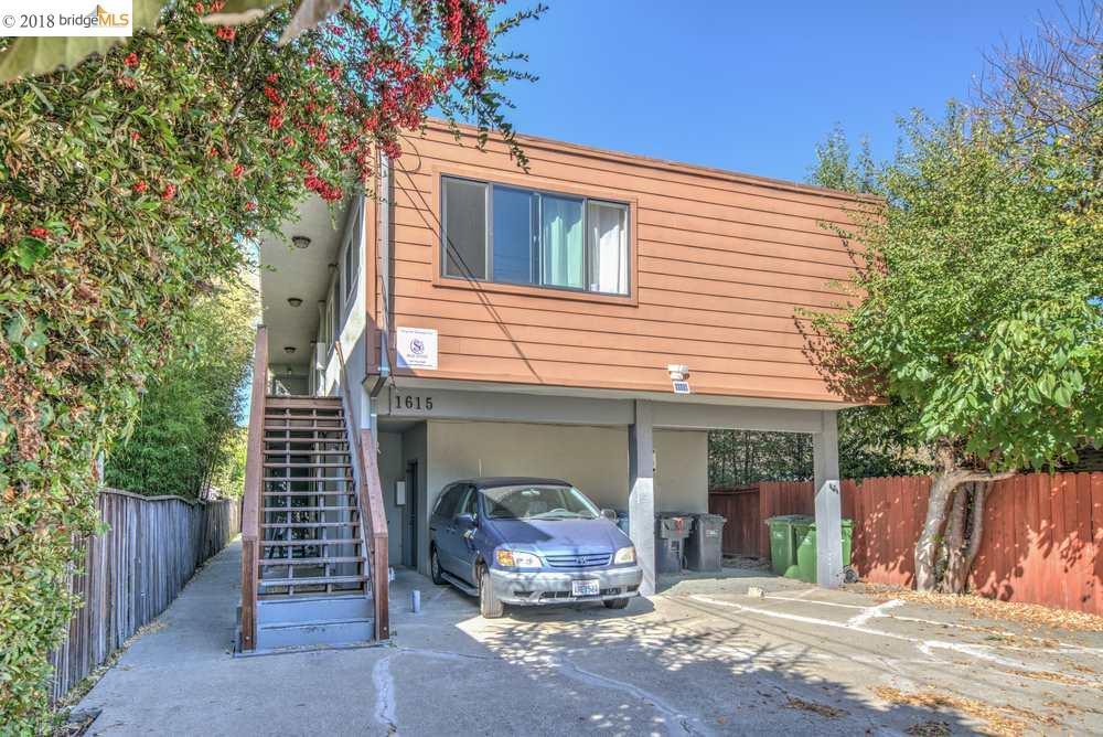 1615 Parker Street Berkeley, CA 94703
