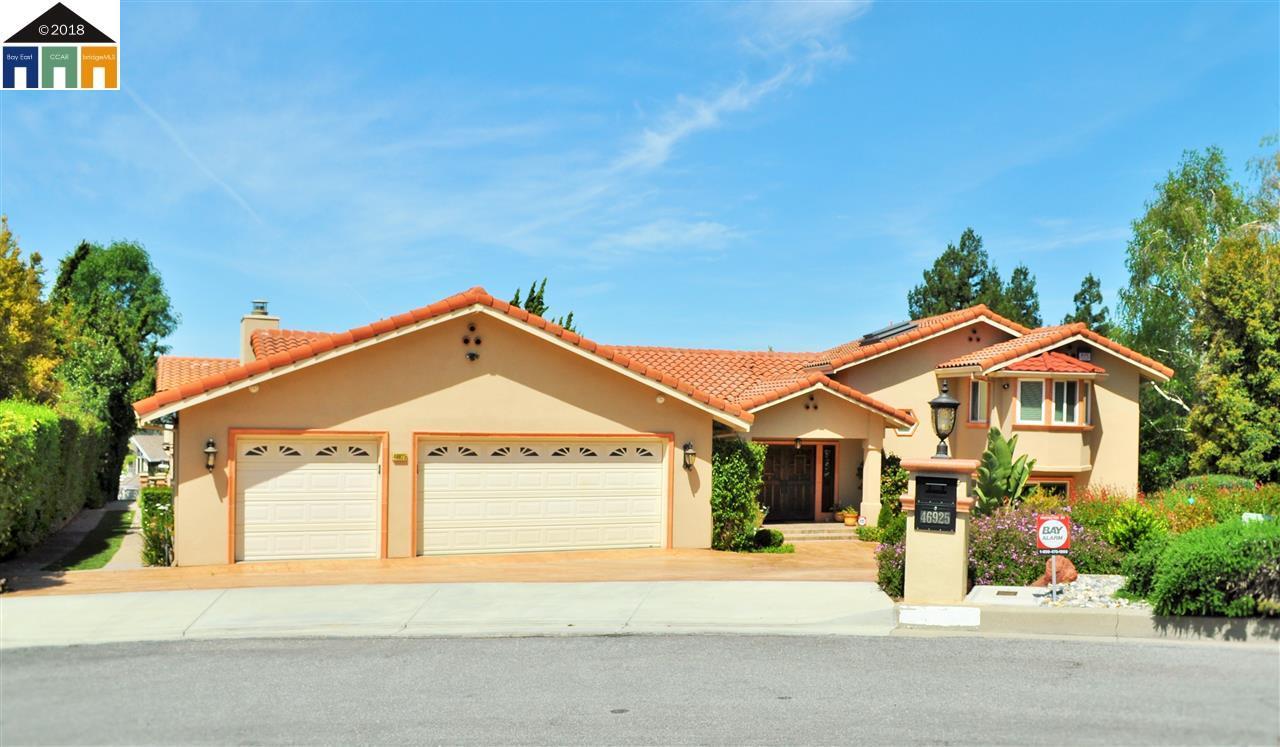 46925 Aloe Ct. Fremont, CA 94539