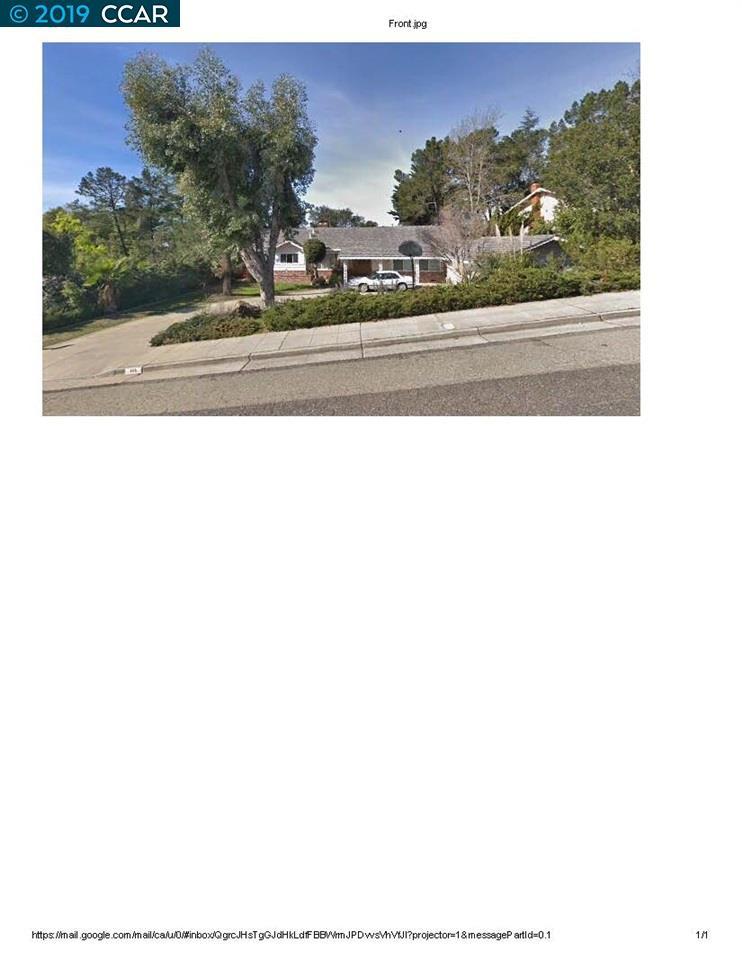360 Elysian Fields Dr Oakland, CA 94605