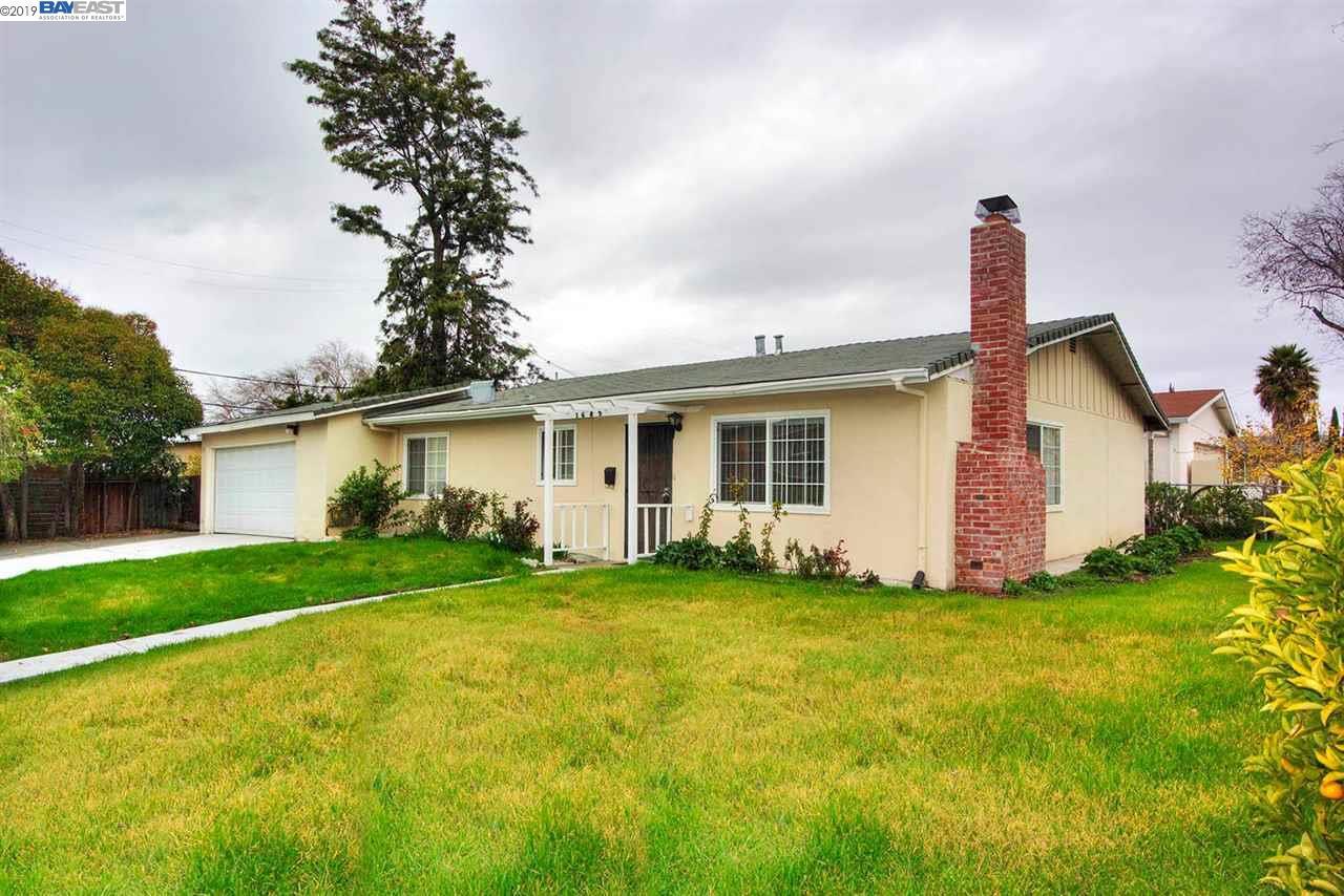 1689 Canton Drive Milpitas, CA 95035