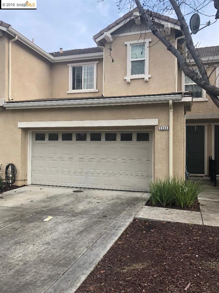 1334 Harrison Ln Brentwood, CA 94513