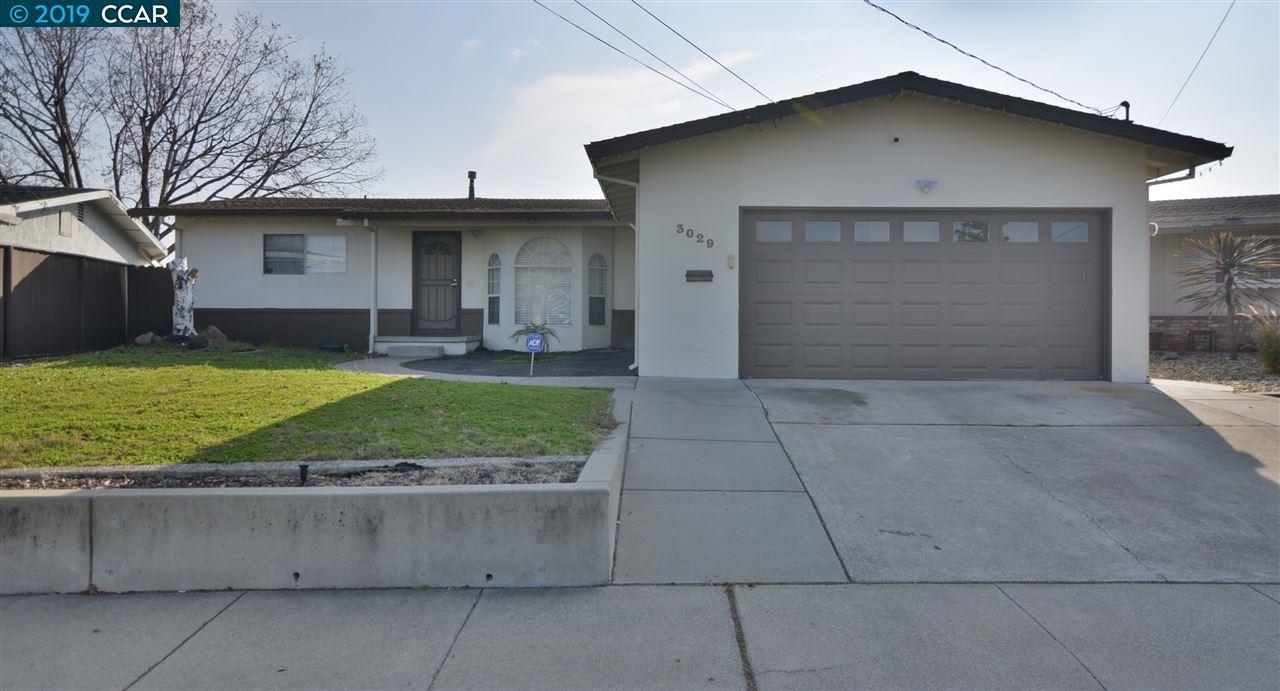 3029 Windsor Dr Antioch, CA 94509