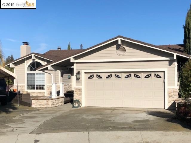 3834 Pinot Ct Pleasanton, CA 94566