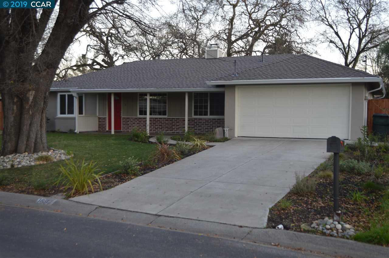 1697 Mary Drive Pleasant Hill, CA 94523