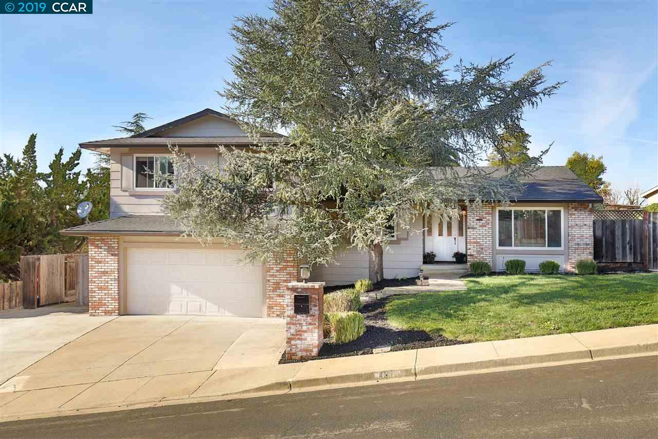 4331 Kingswood Drive Concord, CA 94518