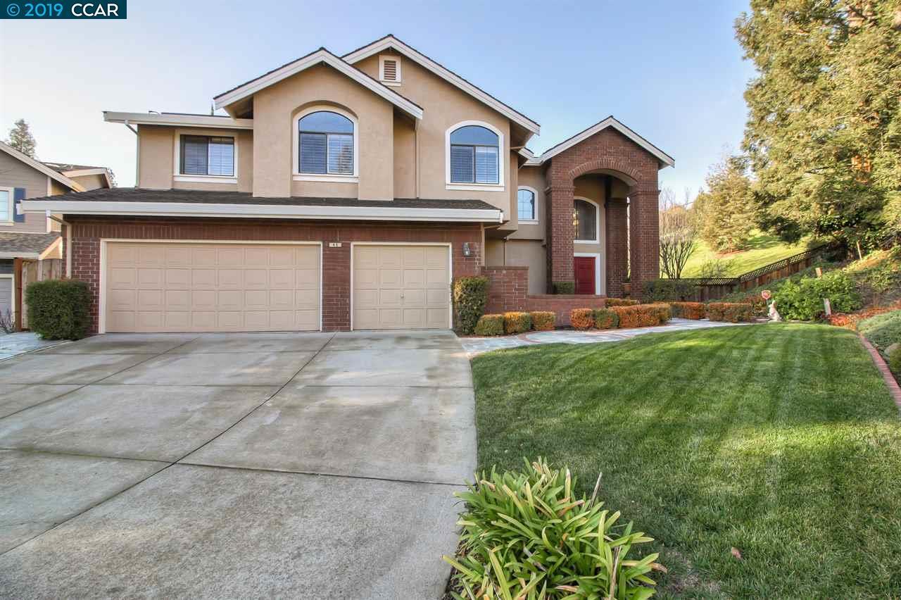 45 Glenhill Ct Danville, CA 94526