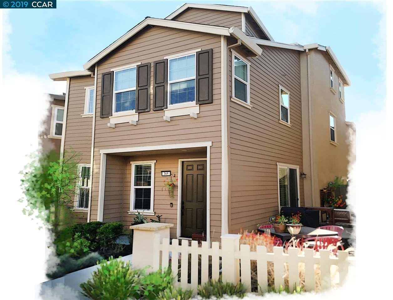 305 North Park Court Martinez, CA 94553