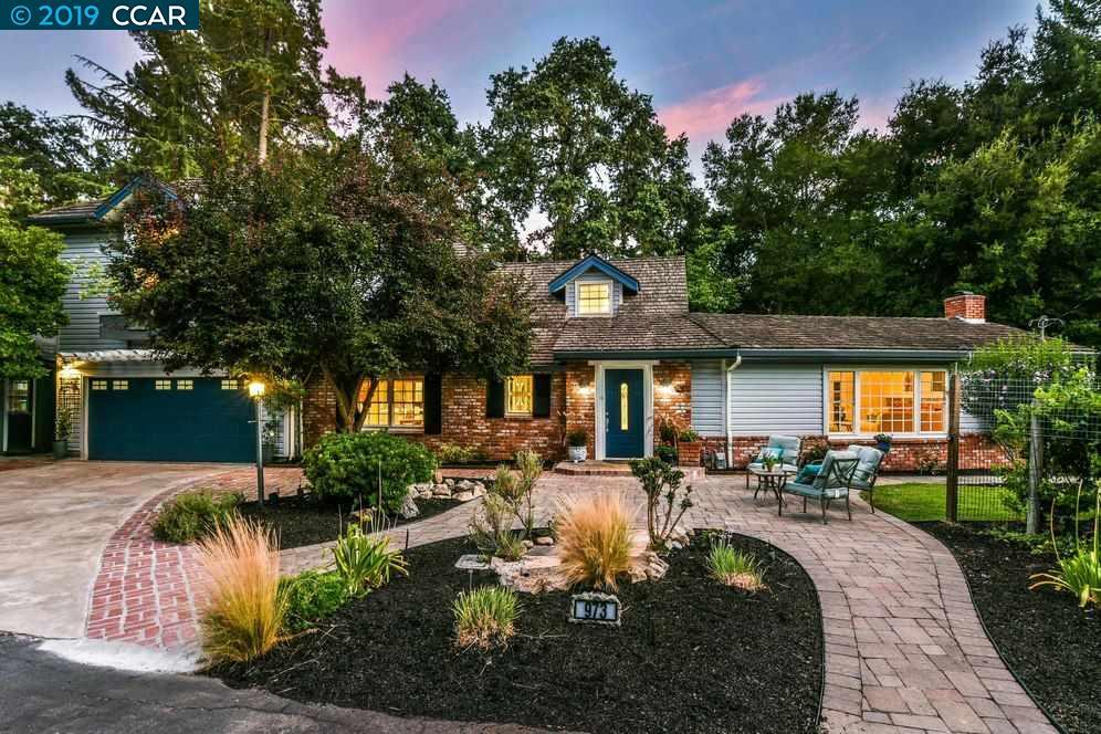 973 Hawthorne Dr Walnut Creek, CA 94596