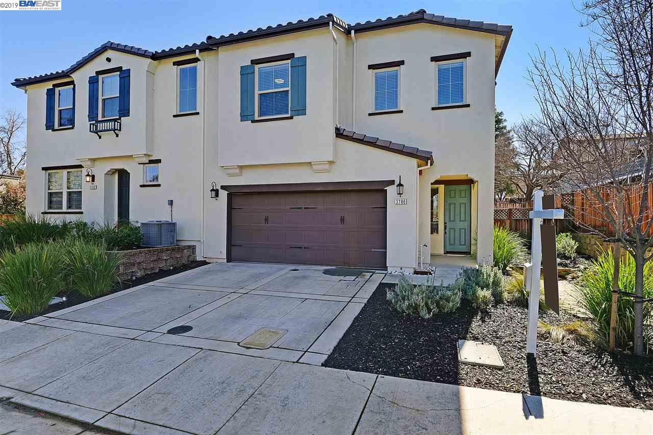 3786 Vine St Pleasanton, CA 94566
