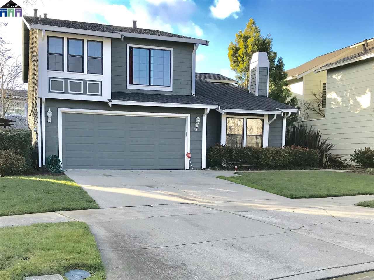 55 Crane Ct Alameda, CA 94502