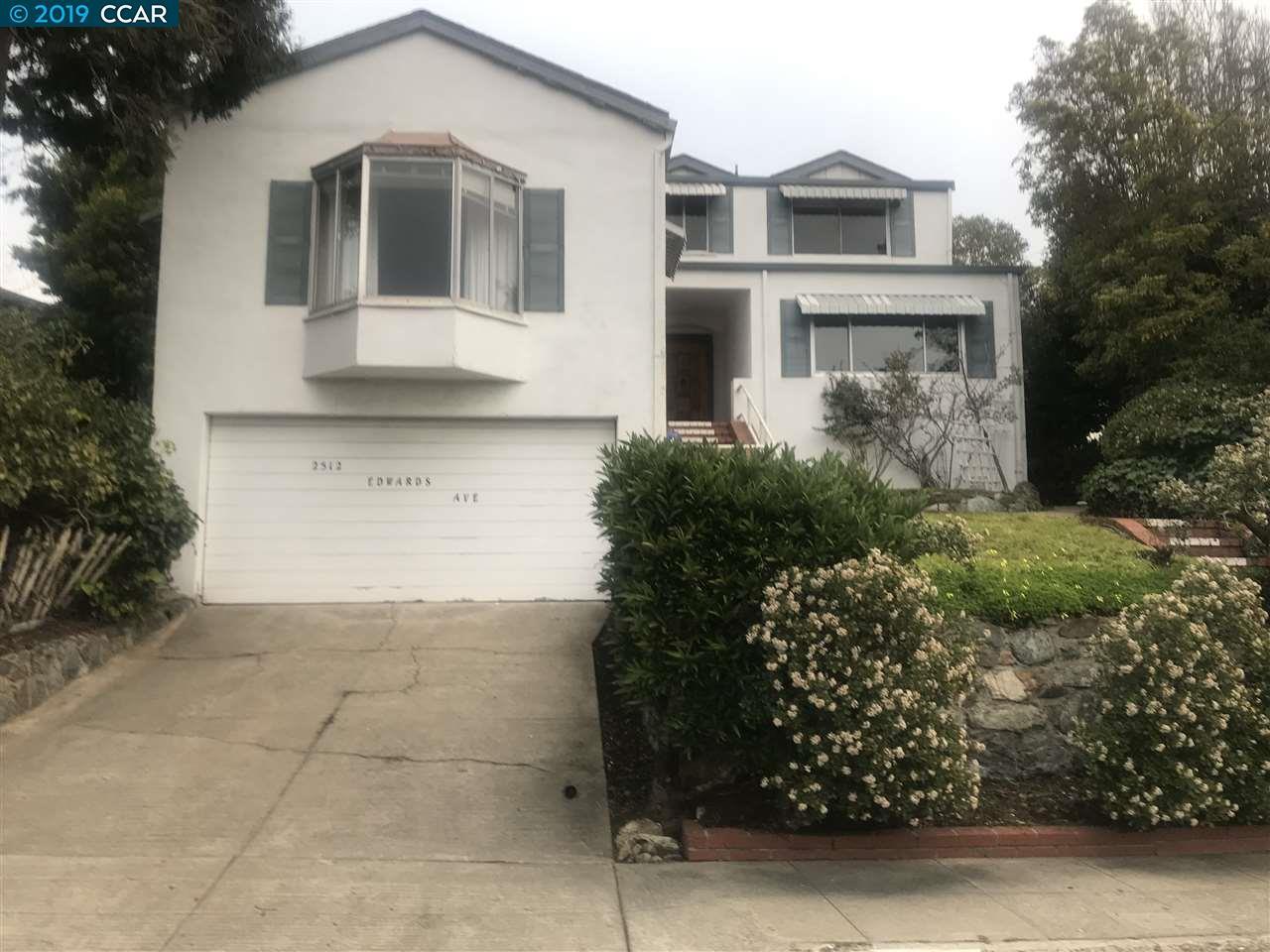 2512 Edwards Ave El Cerrito, CA 94530