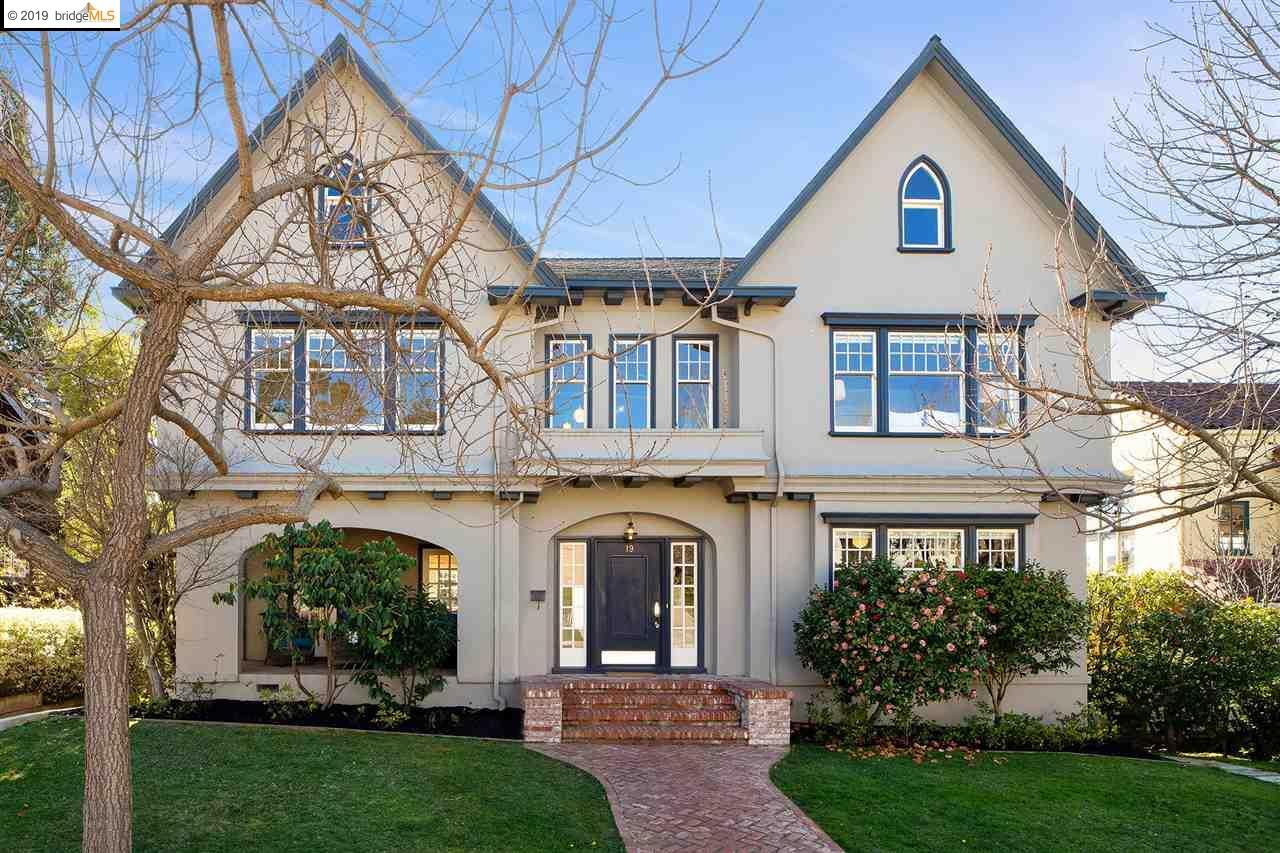 19 Hardwick Ave Piedmont, CA 94611
