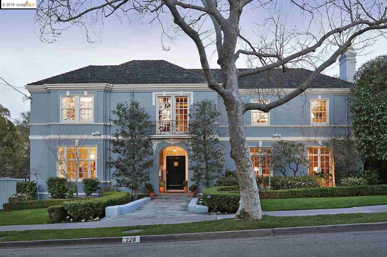228 Sea View Ave Piedmont, CA 94610