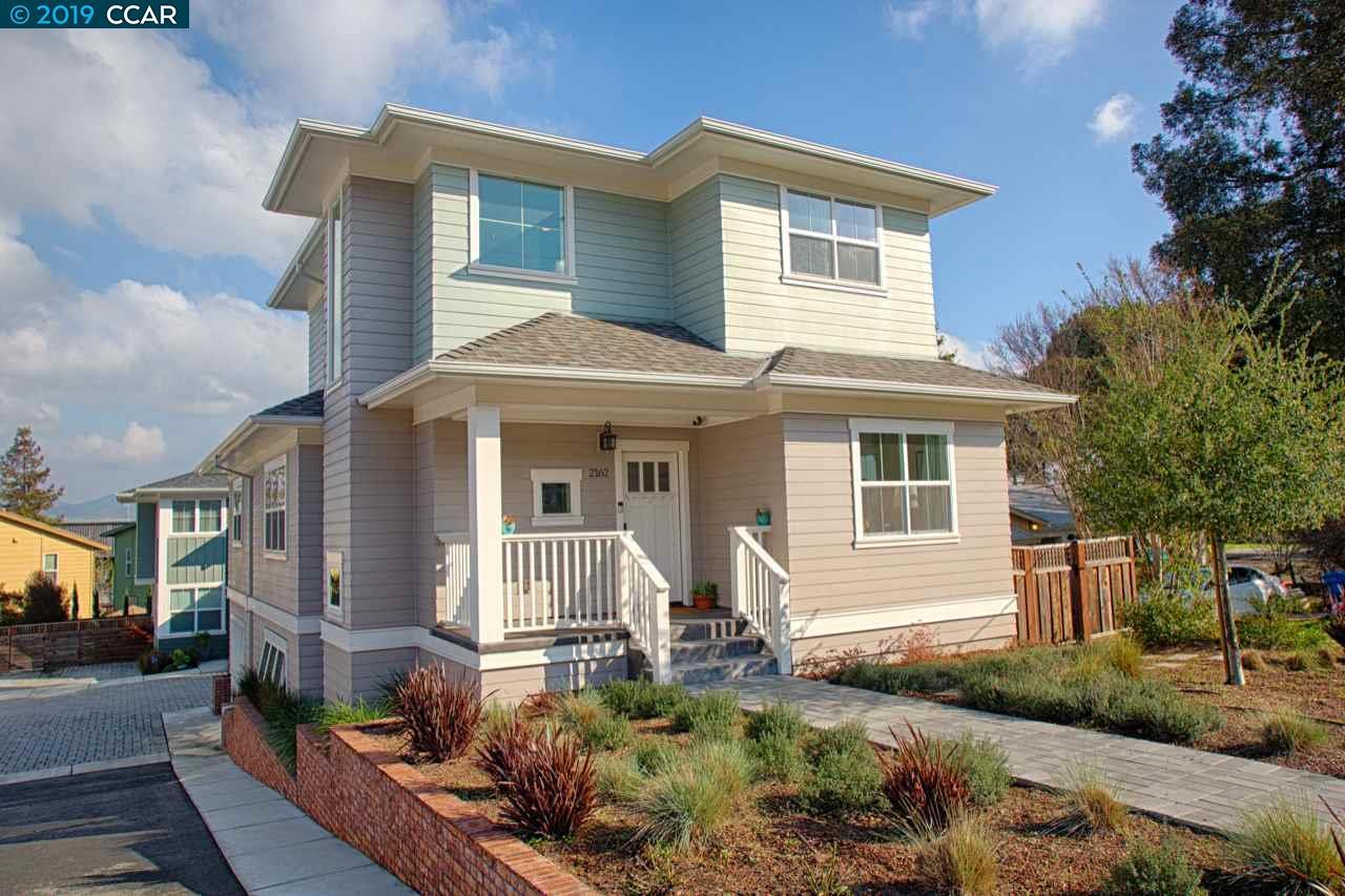 2162 Overlook Dr Walnut Creek, CA 94597