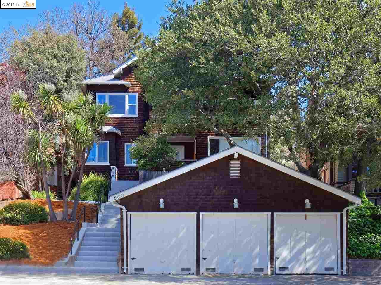 260 Park View Ter Oakland, CA 94610