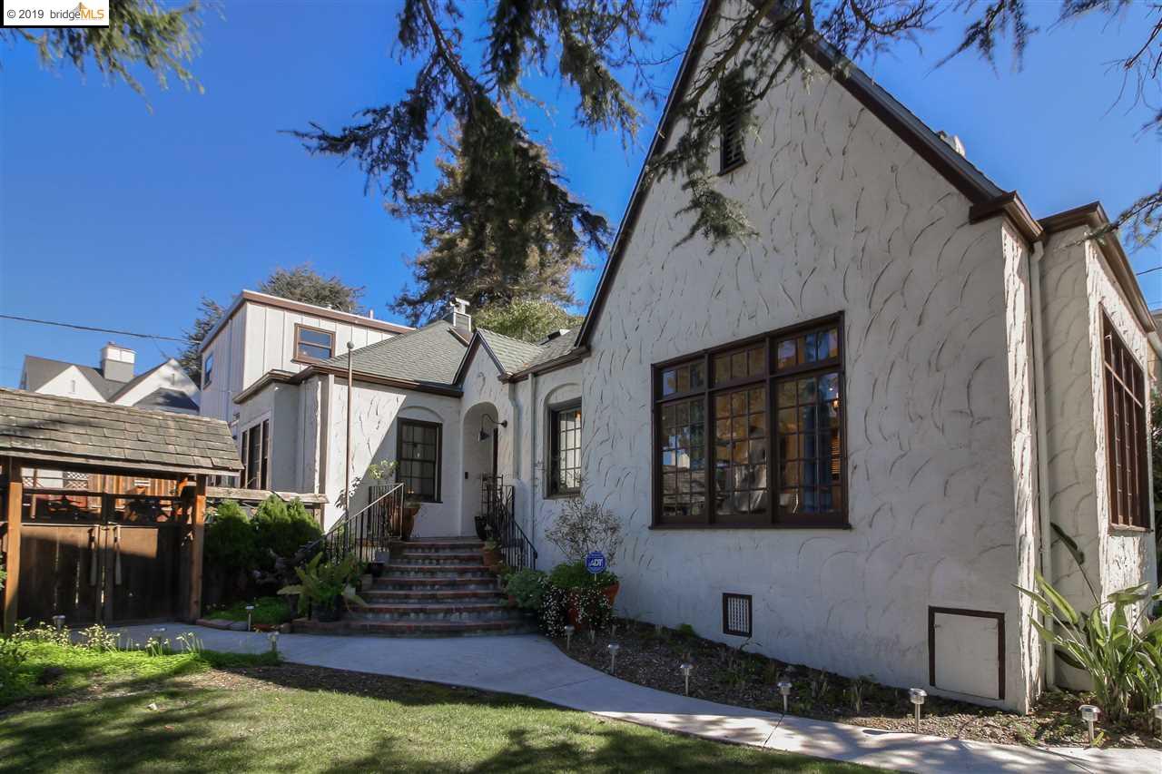 5427 Hillside Ave El Cerrito, CA 94530