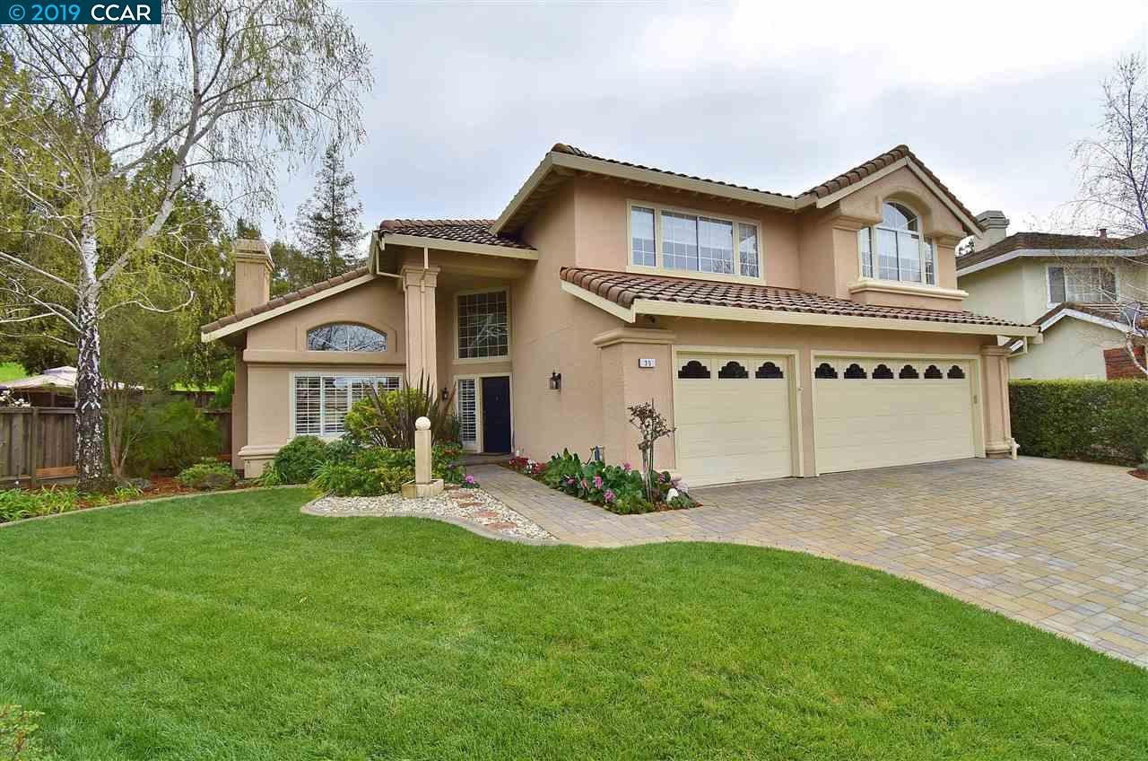35 Viewpoint Ct Danville, CA 94506