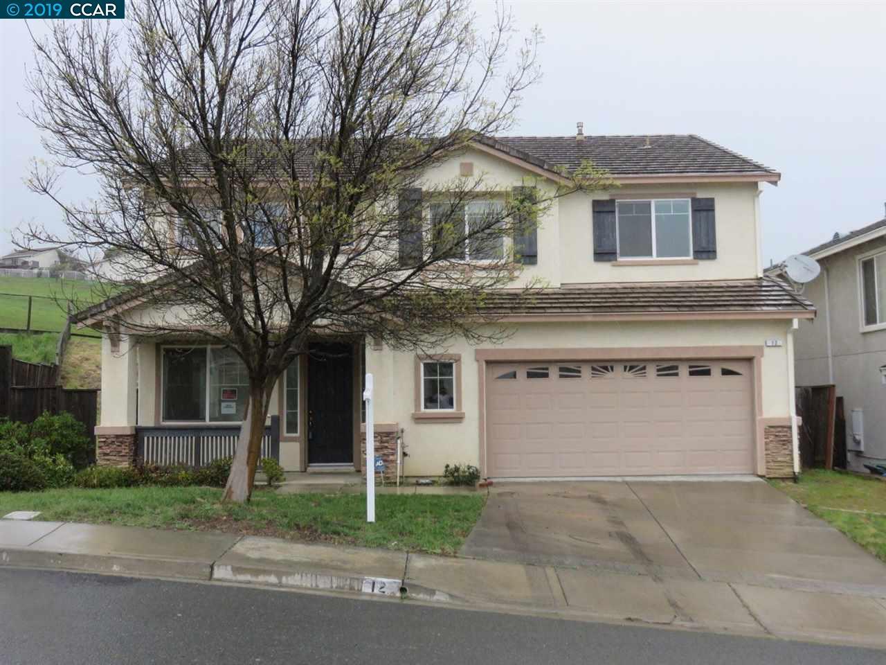 12 Shadelands Ct Pittsburg, CA 94565