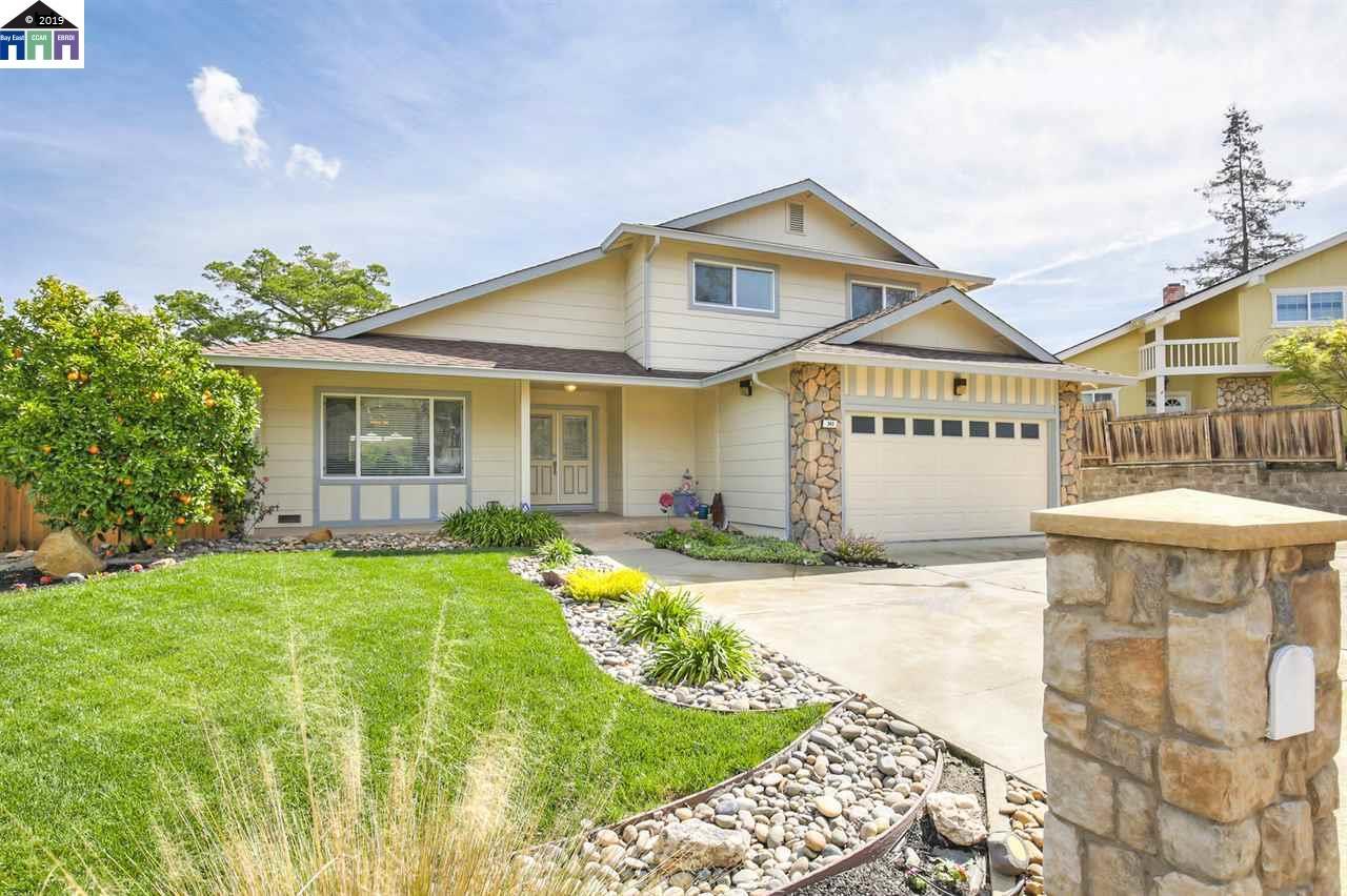 343 Breckenridge Pl Martinez, CA 94553