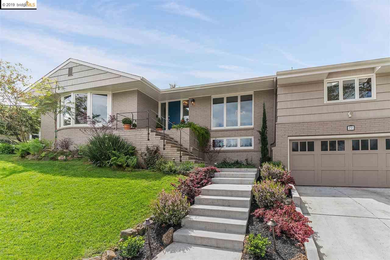 77 Dudley Ave Piedmont, CA 94611