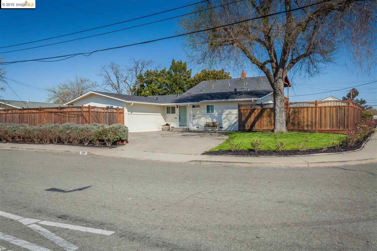 960 Temple Drive Pacheco, CA 94553