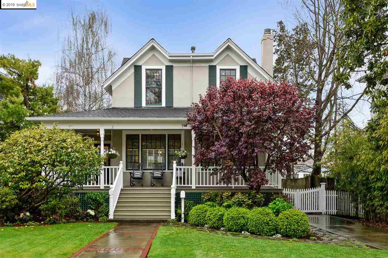 311 Highland Avenue Piedmont, CA 94611