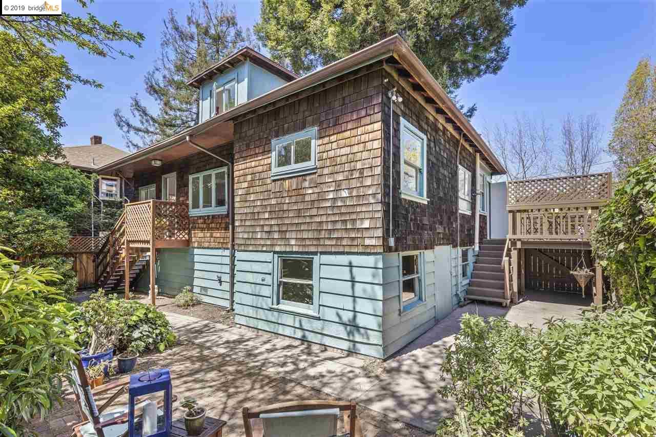 2731 Fulton Berkeley, CA 94705