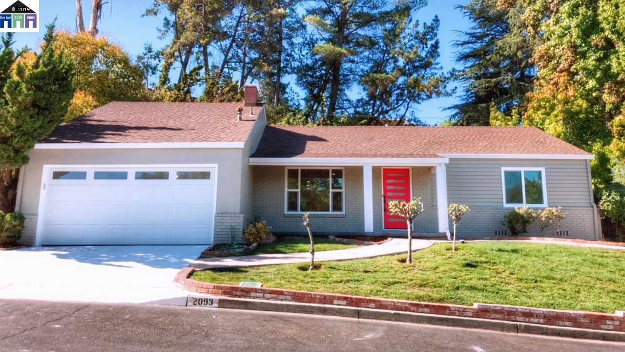 2093 Essenay Ave Walnut Creek, CA 94597