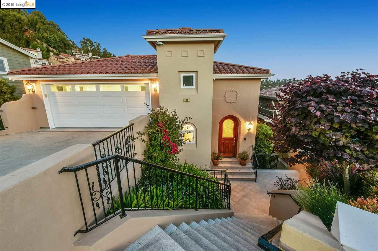 18 Ormindale Ct Oakland, CA 94611