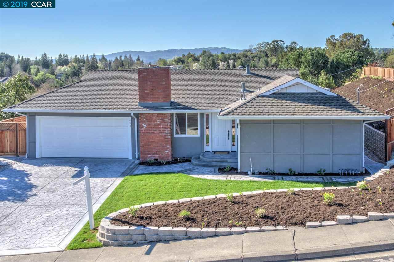 651 Odin Dr Pleasant Hill, CA 94523