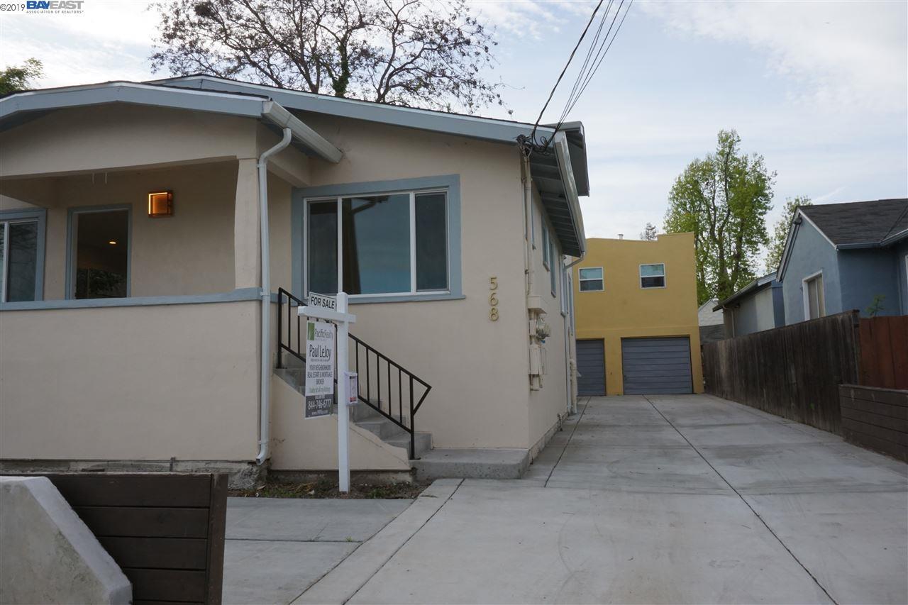 568 Juana Ave San Leandro, CA 94577