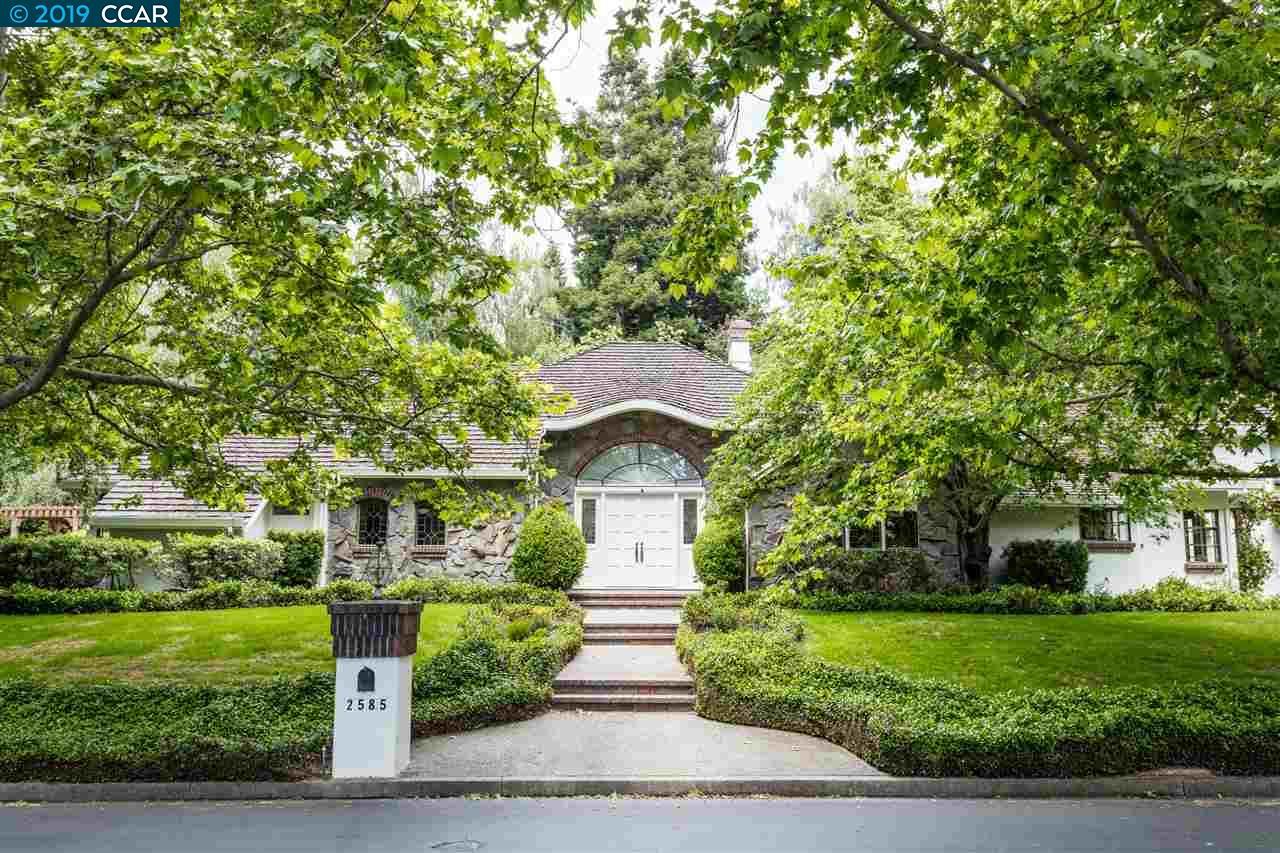 2585 Holly Oak Drive Danville, CA 94506