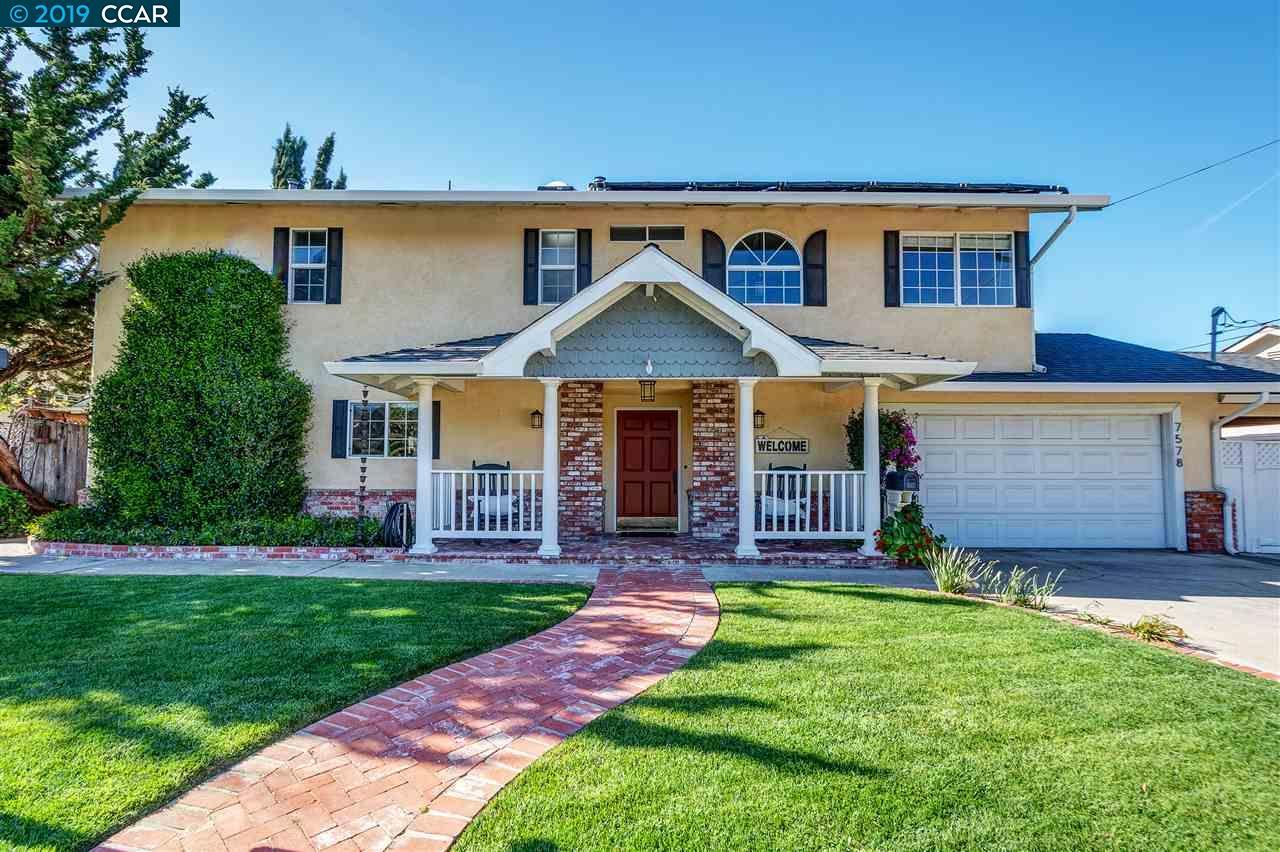 7578 Interlachen Avenue San Ramon, CA 94583