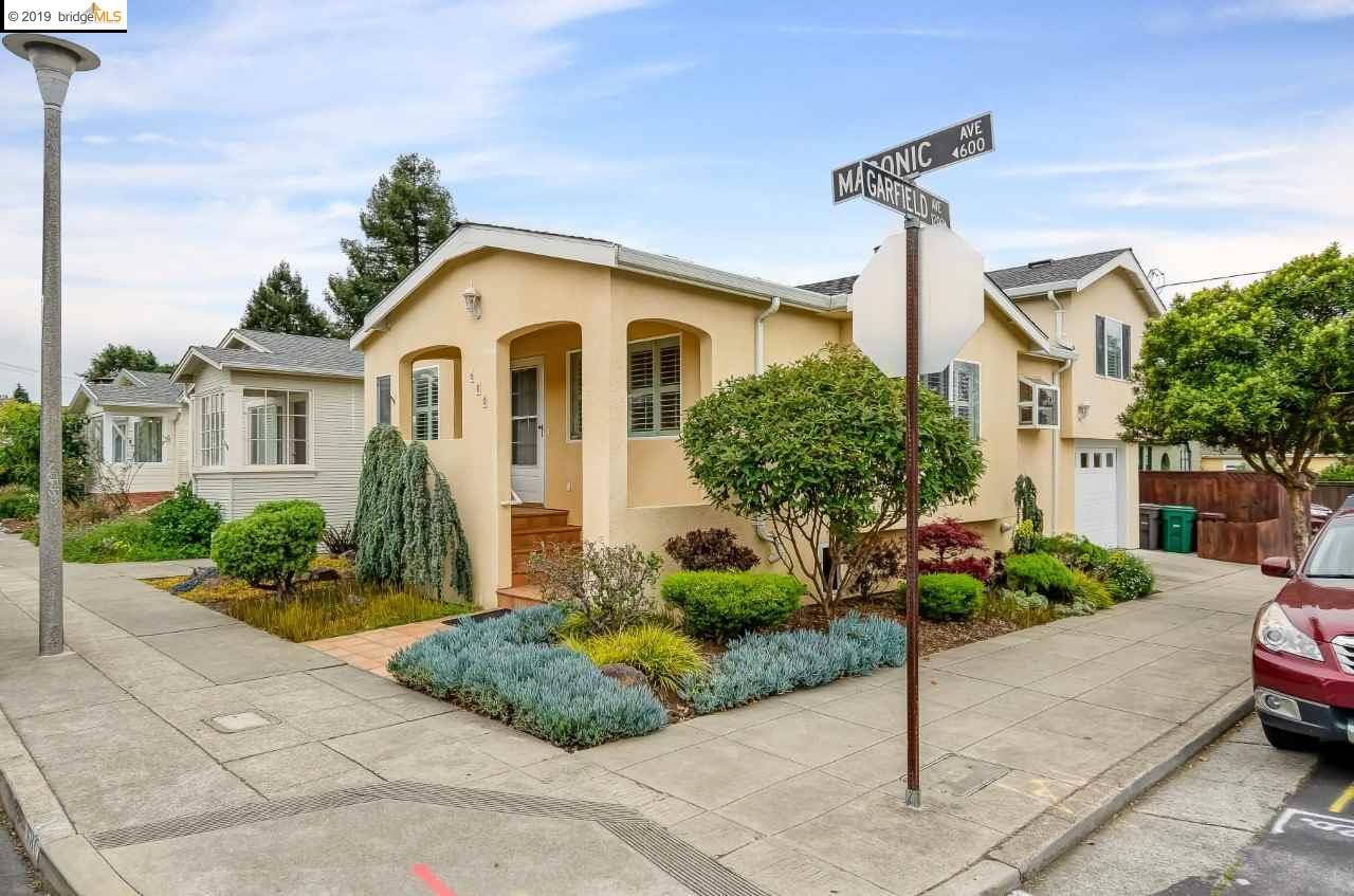 600 Masonic Ave Albany, CA 94706