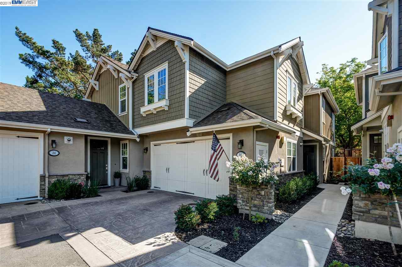 24 Brookstone Lane Danville, CA 94526